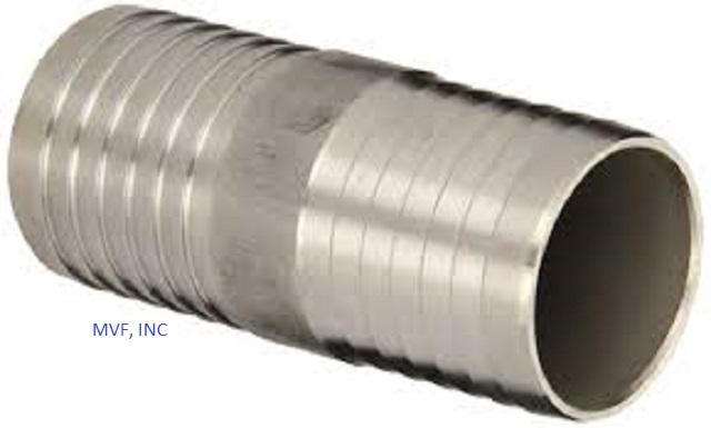 "1/2"" Hose Mender 304 Stainless Steel (For 1/2"" ID Hose)"