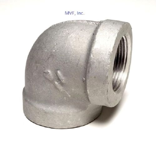 "1"" 150 Threaded (NPT) Elbow, 90º, Aluminum 356-F"