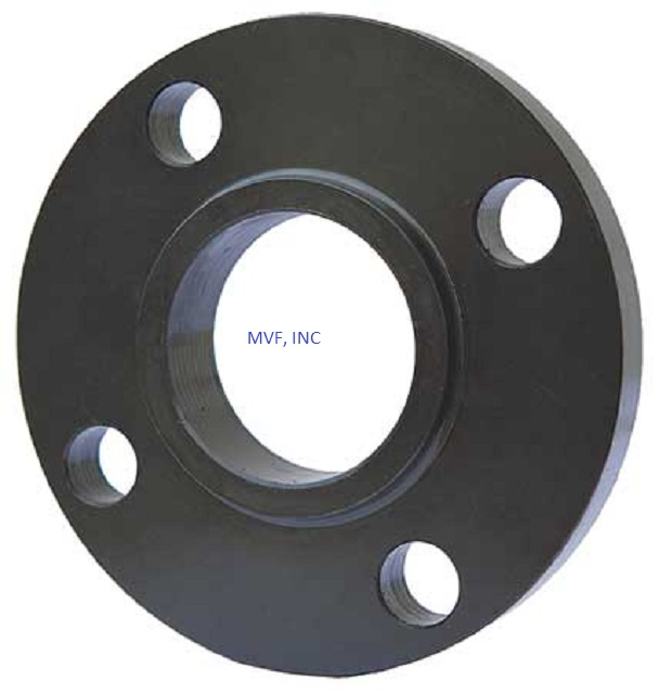 "1"" 150 RF SLIP ON FLANGE CARBON STEEL A105 ASME B16.5"