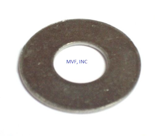 "Flat Washer Stainless Steel (FOR 1/4"" NPT) Shim, Weldless Connection Larger OD: 1.25"""