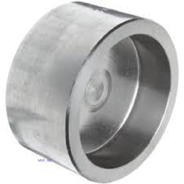 "1/2"" 3000# Socket Weld (SW) Cap Forged Steel A105"